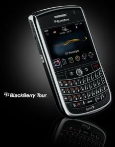 sprint blackberry tour