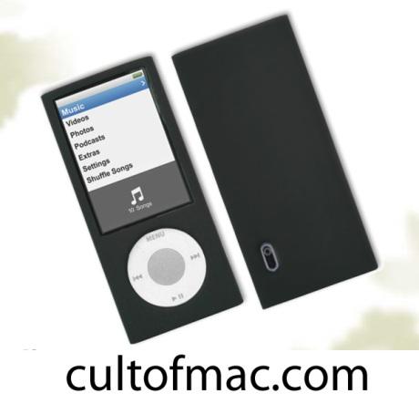 ipod nano camera mockup