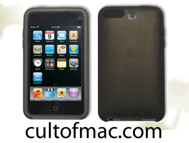 ipod touch camera mockup