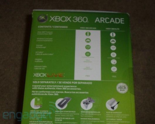 xbox 360 elite box