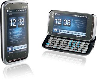 The HTC/AT&T Tilt 2