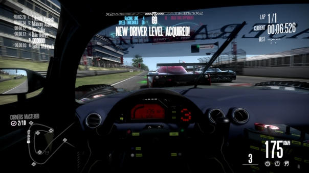 need for speed shift cockpit view driver profile